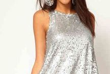 Silver Esquisite / Luxurious-Ritzy items of Shimmering Silver
