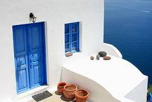 ***Cycladic houses