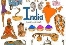 India ... and what I love at....