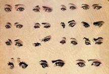 Drawing Eyes / Drawing Eyes