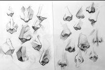Drawing Nose / Drawing Nose