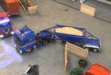 RC Truck, Holsterbro