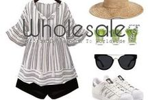 Fashion Sets / Different clothes mathches here~  www.wholesale7.net