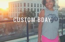 Custom Birthday Outfits