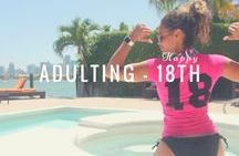 Adulting - Happy 18th!
