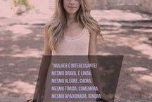 ➽ Homenagens à Mulher ♀ / Material de campanha em homenagens as Mulheres.