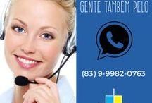 ➽ Fale Conosco @✉✆ / Banners de contato
