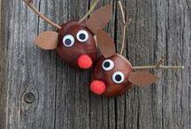 Christmas / Christmas inspiration: food, decoration.