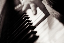 Music / Instruments, beauty in music, sheets of importat music, photography based in music, piano, pianist, etc.