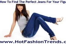 How To Find The Perfect Jeans For Your Figure / The great thing about jeans is they are the perfect go-to wardrobe staple as they versatile and can be worn casually or dressed up and they never go out of style.However, buying jeans can be a daunting task.Few things in life can evoke the sheer panic that I feel when it's time to get a new pair of jeans If I feel this way, chances are many other women out there feel this way too. It no longer has to be frustrating.Check out these tips to help you find your next pair of perfect jeans!