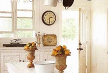 Rustic Kitchen Ideas / Original ideas for rustic kitchens with a modern twist