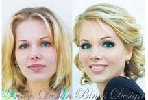 Make-up Transformation / Makeup transformation