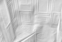 Bulles Concept / Artist - Simon Schubert / Art Architecture on Paper. Superb work !