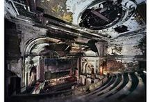 Bulles Concept / Artist -  Yves marchand & Romain Meffre /  Ruins of Detroit photography