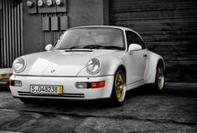 Porsche 911 Turbo (aircooled only) / Just aircooled Porsche Turbo for the road in all their ways: 930 model (3.0 & 3.3), 965 model (3.3, 3.6 & Turbo S) and 993 Turbo and Turbo S model.