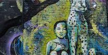 Street Art / Discovered while travelling: Street Art | Street Art: Fundstücke von meinen Reisen