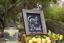 Drink Bar!