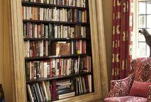 Bookshelves / ...