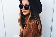 ✿ • autumn looks • ✿