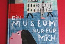 KUNSTBÜCHER für Kinder / Empfehlenswerte Kinderbücher zum Thema Kunst. Hier als Überblick; die einzelnen Buchbesprechungen gibt's auf meinem Kultur- und Reiseblog für Familien http://www.kindamtellerrand.de