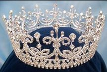 Crowns & tiaras / beautiful crowns and tiaras some with a story others with a history