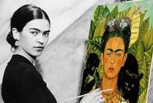 Frida e le altre... / Frida e le altre...