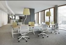 Open Space Offices / For a lively sense of space.