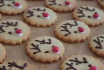Weihnachtsbäckerei / Christmas Sweets
