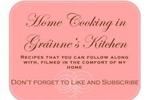 Recipes from my kitchen / In these videos I will give you step by step instructions on how to make my delicious recipes.