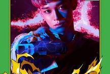 Chen•EXO / ♥♥♥