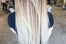Platinová blondýna