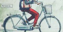 Graphic Novels / Graphic Novels: eine persönliche Sammlung - a personal collection