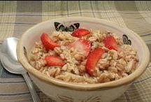 Daniel Fast Breakfast Dishes