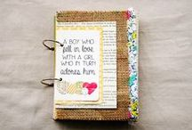 It's all about SCRAP & CRAFT / scrapbooking, art journal, craft things