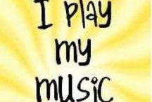 Music / Music / by Elizabeth Minton