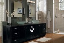 Inspire | Bath / Visit The Corner Cabinet for the bath of your dreams