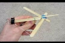 DIY Homemade Projects / DIY Homemade Projects Ideas Toy and toy weapons How to make How to build School projects