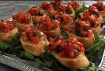 Recepten bruschetta / Recepten voor bruschetta