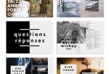 Typography, Grids etc.