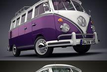 Volkswagenbus en zo / Volkswagen