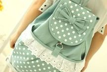 Purses - bags - backpacks / Can't get enough purses and bags!