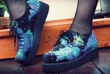 Creepers shoes & Boots / Grunge creepers shoes and more boots
