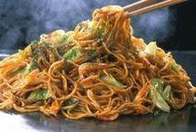 Asian food recipes ^_^ / Japanese, Chinese, Taiwanese and Korean Food! YUMM!!