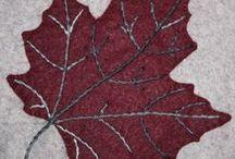 Autumn quilts
