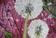 Flower quilts