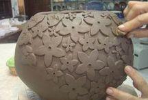 poterie / modèle de poterie