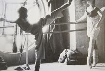 Dancing stretch inspiration
