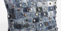 Denim / Recycling ideas for old denims