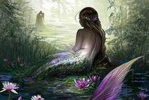 28 still likes mermaids