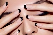 Nails & Eyes / Nail designs and tips Inspiration for eye makeup styles